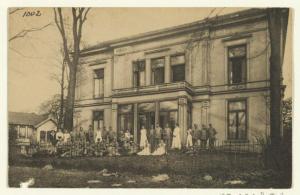 Huize Zocher 1900